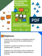 PresentaciónENAJ2009