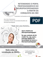 palestra Neuropsicopedagogia e CBO