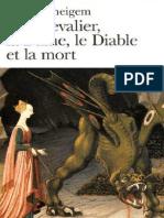 Le Chevalier, La Dame, Le Diable Et La Mort by Raoul Vaneigem [Vaneigem, Raoul] (Z-lib.org)