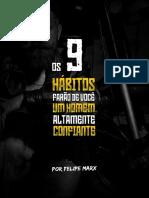 9 habitos Felipe Marx