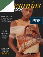 Catálogo - Artesanías Aestur
