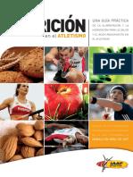 Nutrición en el atletismo - IAAF