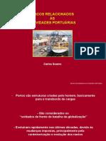 riscos relacionados às atividades portuárias