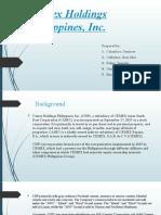 Cemex Holdings Philippines, Inc