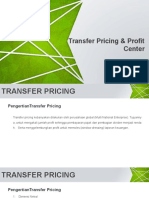 PPT Transfer Pricing And Profit Center