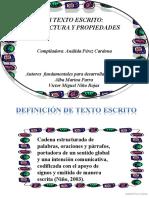 12. El texto estructura y propiedades2