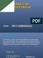DM Y EMBARAZO