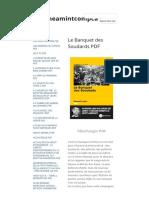 Le Banquet des Soudards PDF - acanneamintcompca7