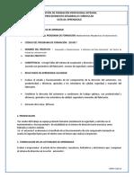 GUIA DE SUSPENSION Y DIRECCION N2
