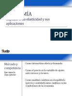 Capítulo 5. La elasticidad y sus aplicaciones