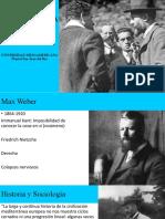 IV La sociología de Max Weber