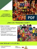 II Estructura Social SOCEM