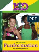 CPD Funformation Summer 2011