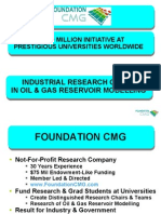 Foundation CMG Overview Feb 2011