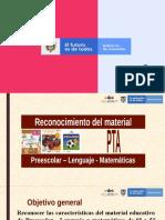 Materiales Lenguaje 0° a 5°