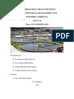 Grupo 5 - Tratamiento de Aguas Residuales.