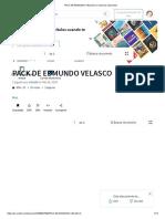 PACK DE EDMUNDO VELASCO _ Violencia _ Deportes