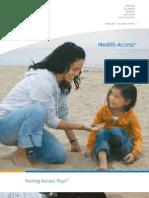 Access brochure GA