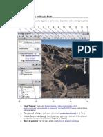 Información básica de Google Earth