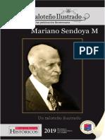 Mariano Sendoya M - Un caloteño ilustrado