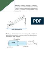 Planteamiento de problema de pascal y bernoulli