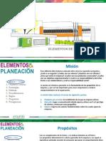 Elementos de La Planeación (2)