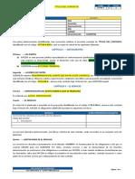 Contrato - Algunas consideraciones
