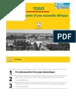 Présentation Togo PND