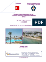 Rapport Thalassa Sousse 2010-02-11