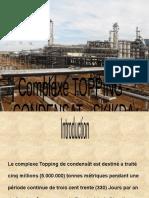 Présentation Complexe Topping de Condensât de Skikda21formation
