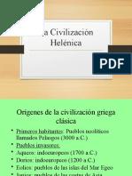 HISTORIA JURIDICA DE LA INTERGRACION EUROPEA helenica III