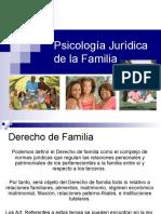 Psicologia Juridica de La Familia