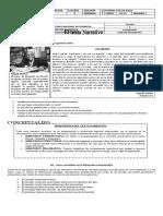 GUIA N1 ESPAOL 10 EL TEXTO NARRATIVO I PERIODO 2021 (1)