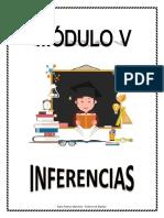 MÓDULO V. INFERENCIAS