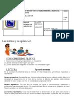 GUIA DE RECUPERACION DE CIVICA  7 PRIMER PERIODO 2021