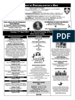 Portarlington Parish Newsletter April 11th 2021
