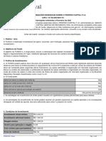 Lâmina de Informações Essenciais - Próprio Capital 21