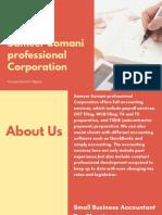 Sameer Somani professional Corporation