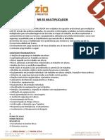PLANO DE AULA NR-35 Multiplicador