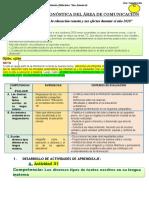 5TO EVALUACIÓN DIAGNÓSTICA DEL ÁREA DE COMUNICACIÓN-convertido (Recuperado automáticamente)
