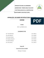 Uniones en estructuras de Madera