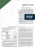 Elementos Básicos de Costos Industriales, por R. Carro (cap. 1)
