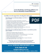 The Sexual Recovery Institute