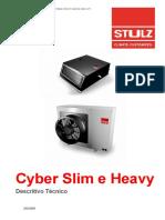 Cyber Slim - Heavy - Descritivo Tecnico