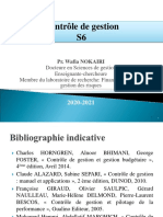 Introduction au contrôle de gestion(1)