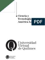 Mari-Ciencia .Tecnologia En America Latina