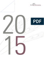GM Rapport Intermediaire 2015