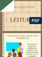 slide lingua portuguesa