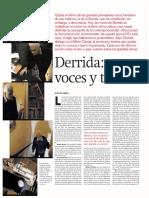 Entrevista Derrida y Cixous