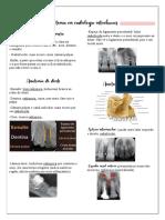 Anatomia Em Radilogia Intrabucais
